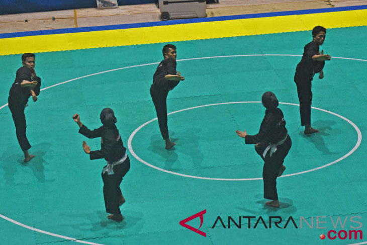 Minister promotes martial arts in face of Olympic Games