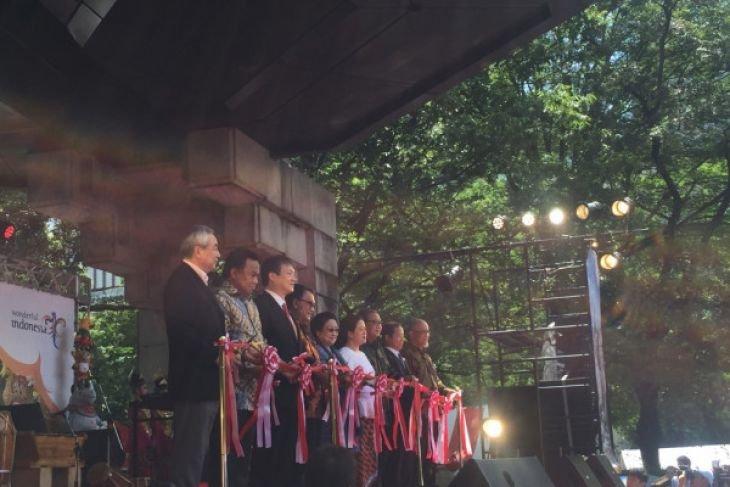 60 Tahun Hubungan Diplomatik Indonesia-Jepang Dirayakan Di Hibiya Park Tokyo