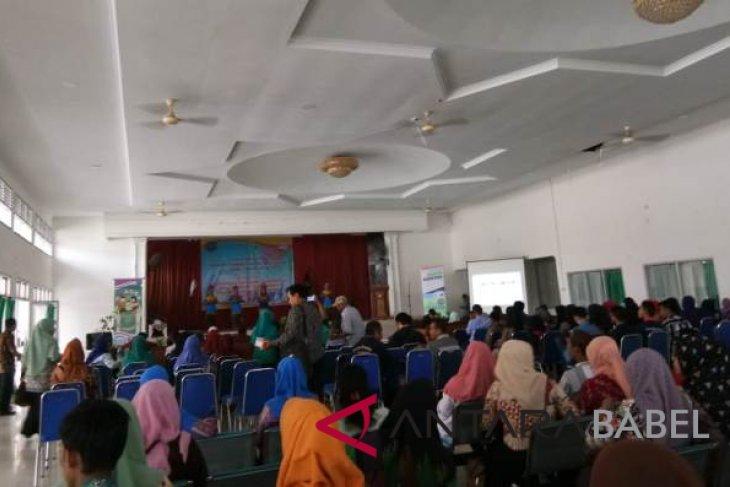 BNNK Bangka: peringatan Hari Anti Narkotika momentum gerakan lawan narkoba
