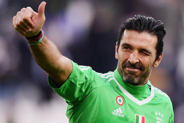 Selamat tinggal Juventus, Buffon teken kontrak bersama PSG