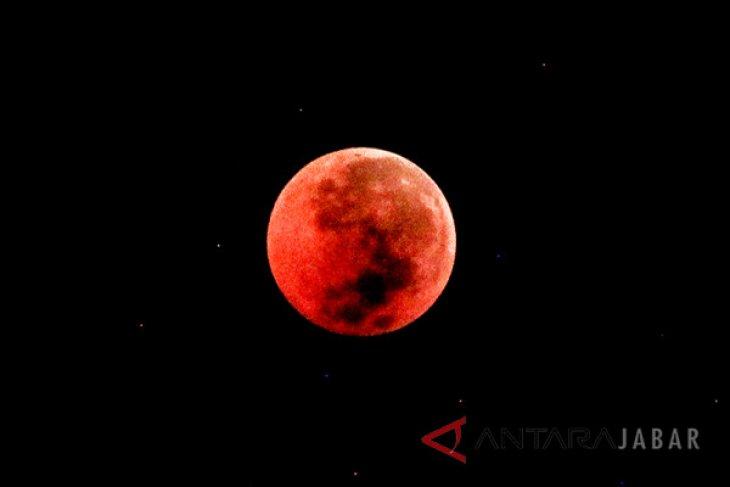 Ini hal menarik tentang gerhana bulan total