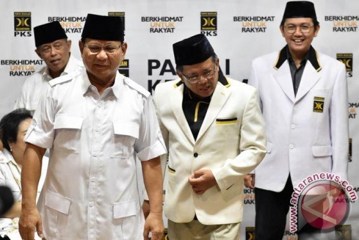 Gerindra-PKS-PAN Menyusun Rancangan Kabinet