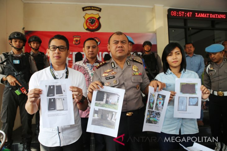 Polres Bogor tangkap enam pelaku pencabulan anak