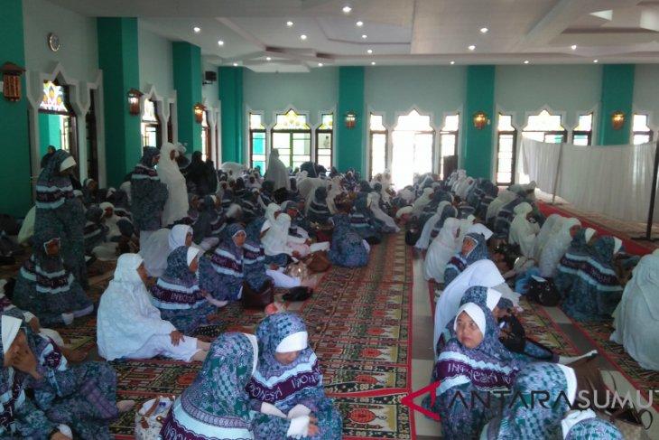 494 Jemaah haji Madina manasik akbar