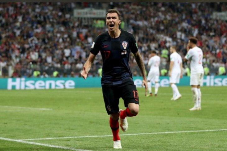 Mandzukic bawa Kroasia ke final piala dunia  pertama kalinya