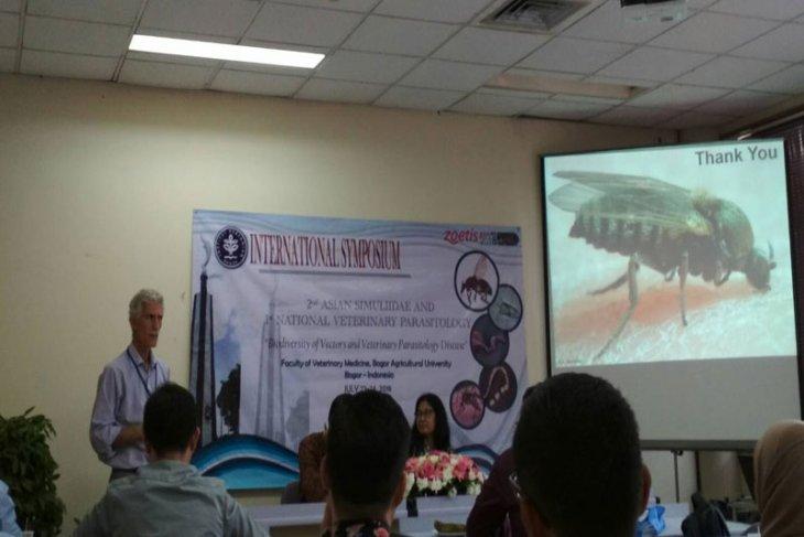 IPB tuan rumah Simposium Internasional Simuliidae Asia dan Parasitologi Veteriner Nasional