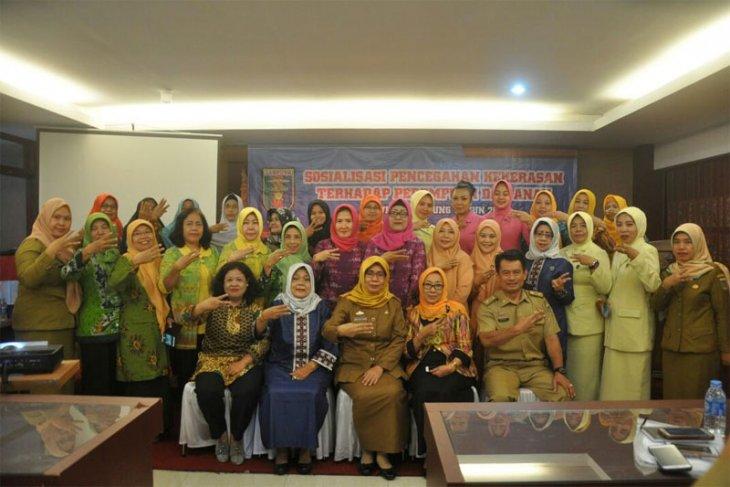 Pemprov Lampung Turunkan Angka Kekerasan Pada Perempuan dan Anak