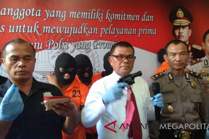 Pengedar sabu ditembak di Bekasi