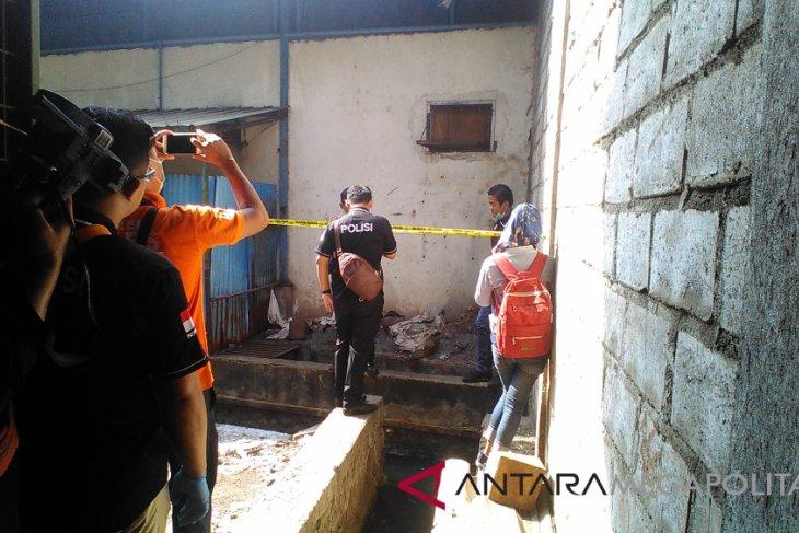 Polisi ungkap pabrik buang limbah ke Citarum