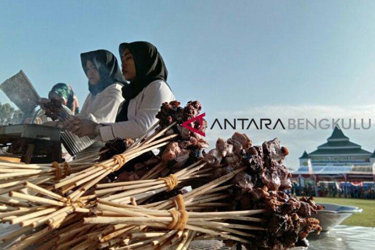 Festival sate gurita Kaur cetak rekor dunia