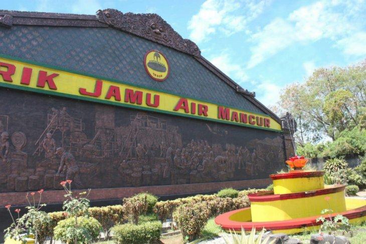 Jamu Air Mancur Raih Sertifikat ISO 9001:2015 - ANTARA ...