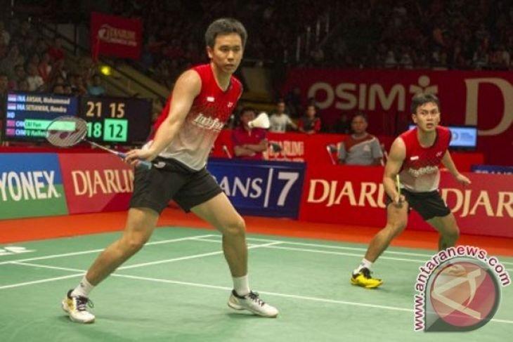 Hendra Setiawan-Mohammad Ahsan akui keunggulan juniornya