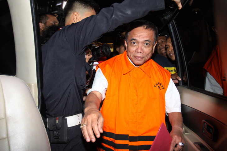 KPK arrests Aceh governor on charge of corruption
