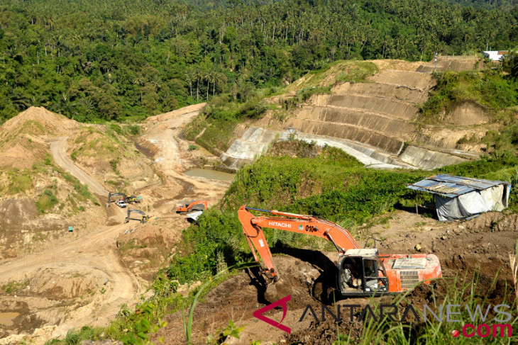 Dam projects to strengthen national food security