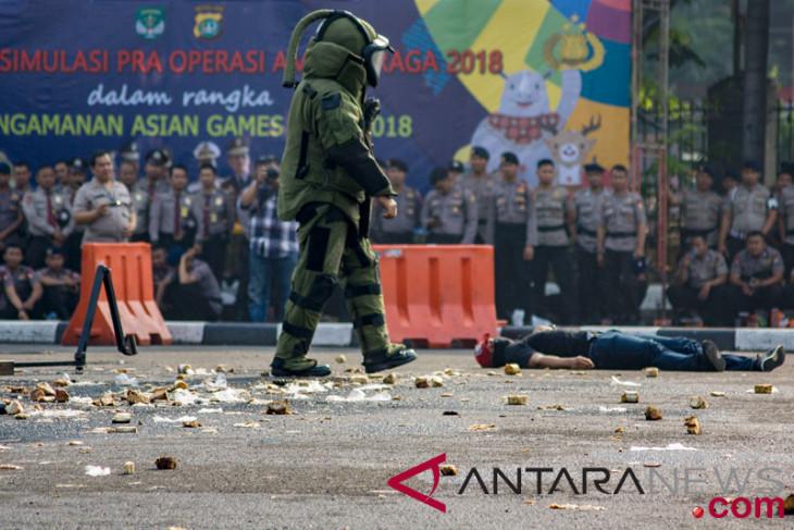 TNI, Polri ready to secure Asian Games