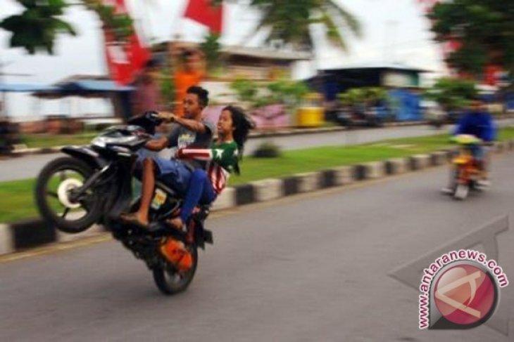 Balapan liar resahkan warga Makassar