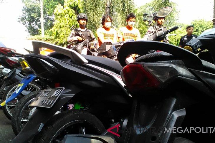 Penadah sepeda motor curian Karawang ditangkap