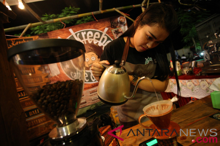 British buyers interested in Indonesian coffee