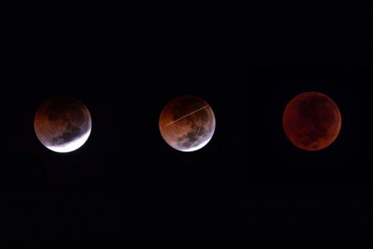 Gerhana Bulan Total lebih lama akan terjadi pada 2141