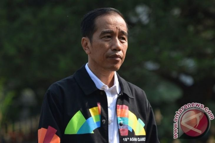 Presiden tinjau LRT Sumatera Selatan