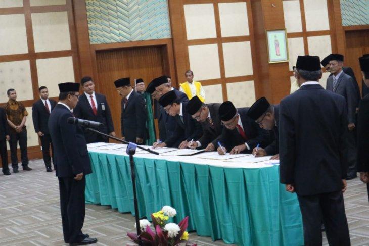 Prof Idiannor  Kepala LLDIKTI Wilayah XI Kalimantan
