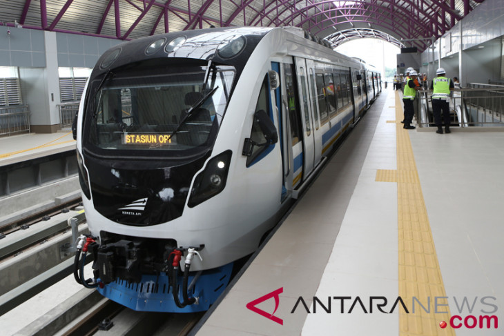 LRT to cater to transportation requirements of Asian Games participants
