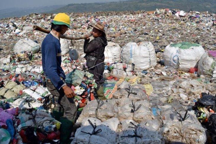 Pengelolaan sampah TPA Jatibarang