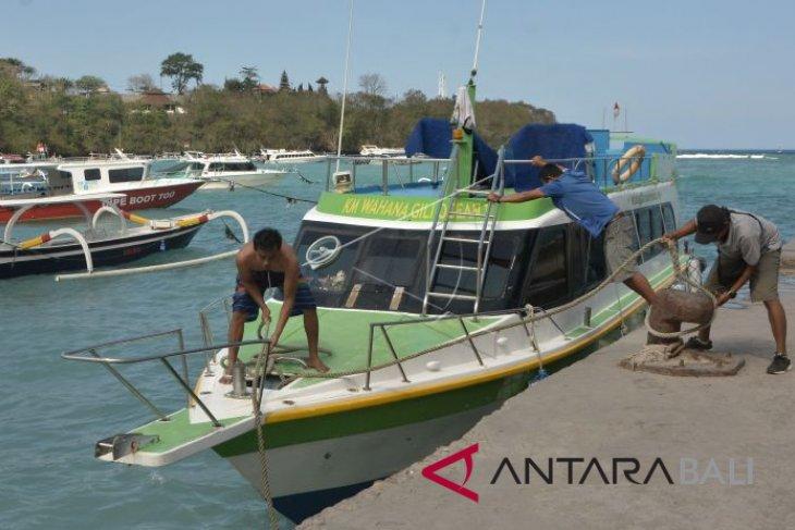 KSOP buka akses wisata Pelabuhan Padangbai-Gili Trawangan