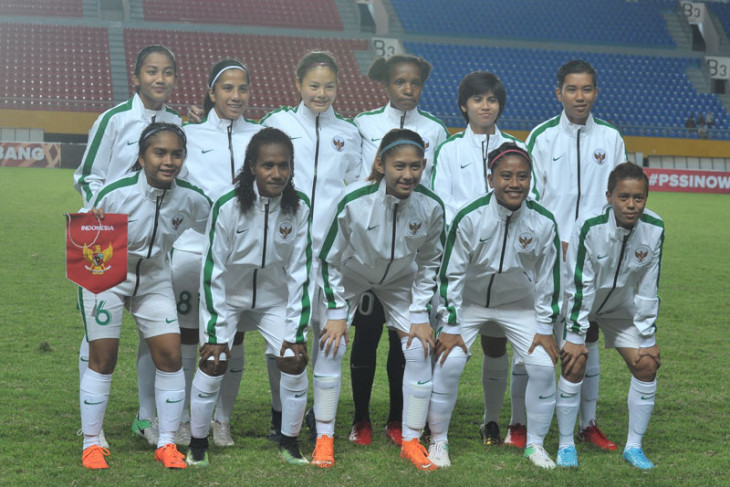Asian Games (soccer) - Indonesian women`s soccer team loses to Chinese Taipei 0-4
