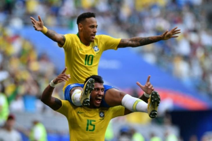 Prediksi Brasil vs Belgia