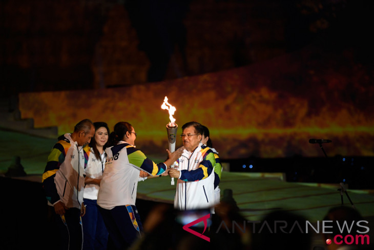 Asian Games torch relay to arrive in Bali Island