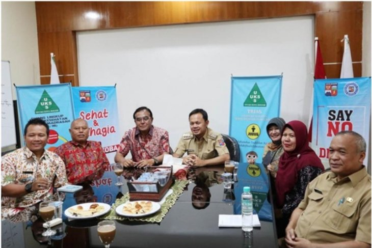 Wali Kota Bogor kunjungi TP UKS