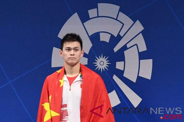 China tak hormati WADA karena masukkan Sun Yang
