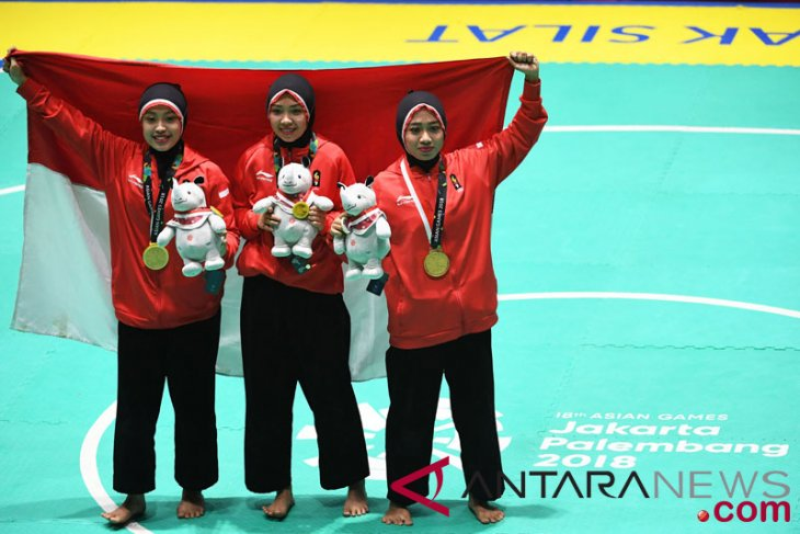 Asian Games - Indonesia reaches highest achievement at Asian Games