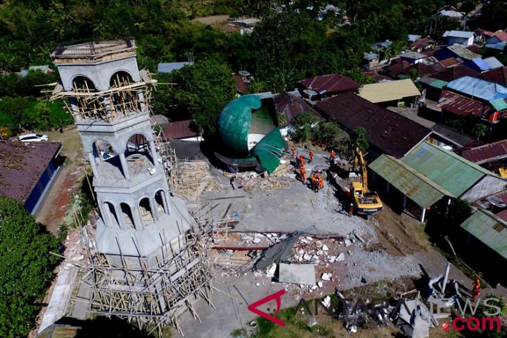 230 aftershocks jolt Lombok island