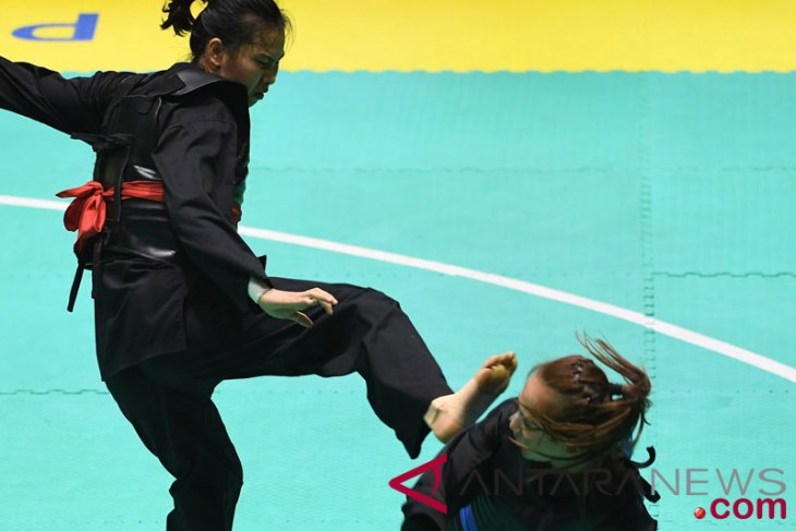 Indonesia hopeful UNESCO would recognize pencak silat as cultural heritage