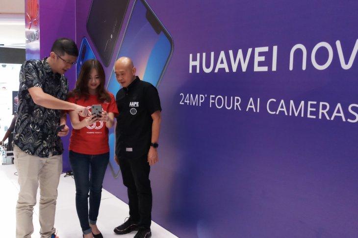 Huawei Bidik Segmen Anak Muda Surabaya