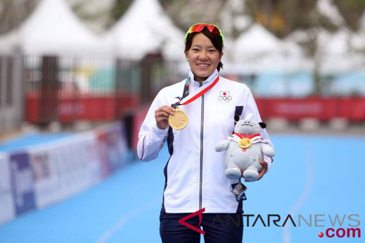 Asian Games (triathlon) - Indonesia faces strong rivals from Japan