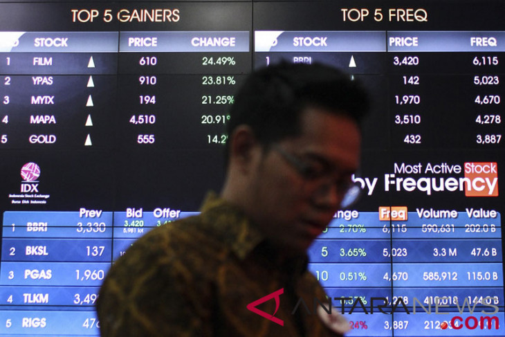 Two more companies listed on Indonesian stock exchange