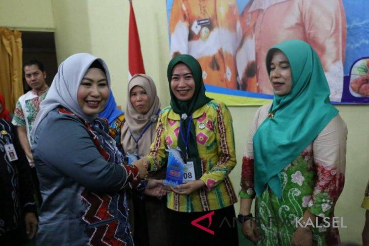 HSS raih juara lomba masakan serba ikan tingkat Provinsi