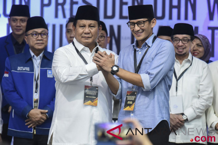 Subianto to announce presidential election campaign team on Sept 20