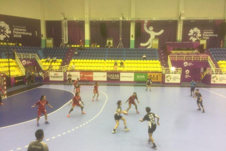 Asian Games - Thai handsball team defeats Hong-Kong