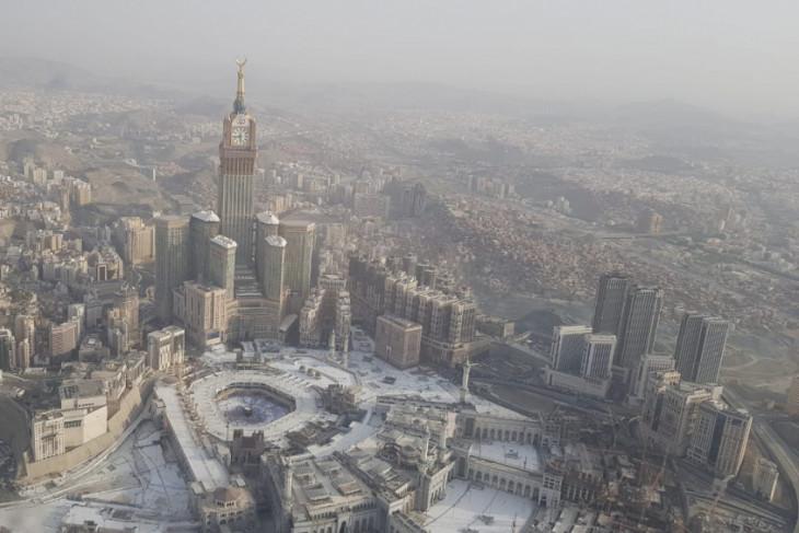 Saudi organizes hajj in more modern, planned manner