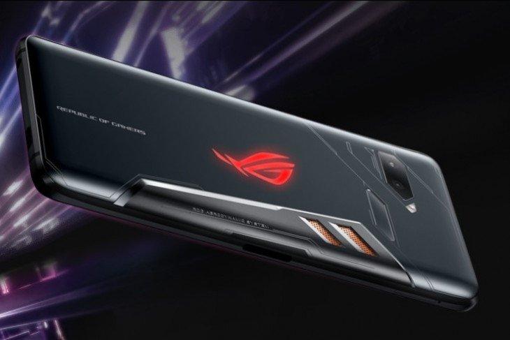 Ponsel gaming Asus ROG akan hadir di Indonesia