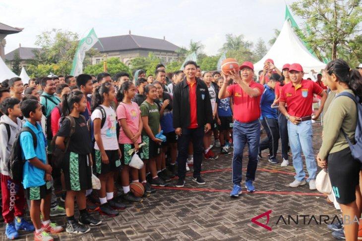 Badung evaluasi pembinaan atlet melalui kejuaraan basket