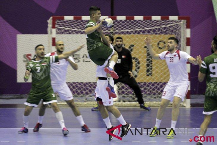 Bola Tangan- Irak vs Bahrai