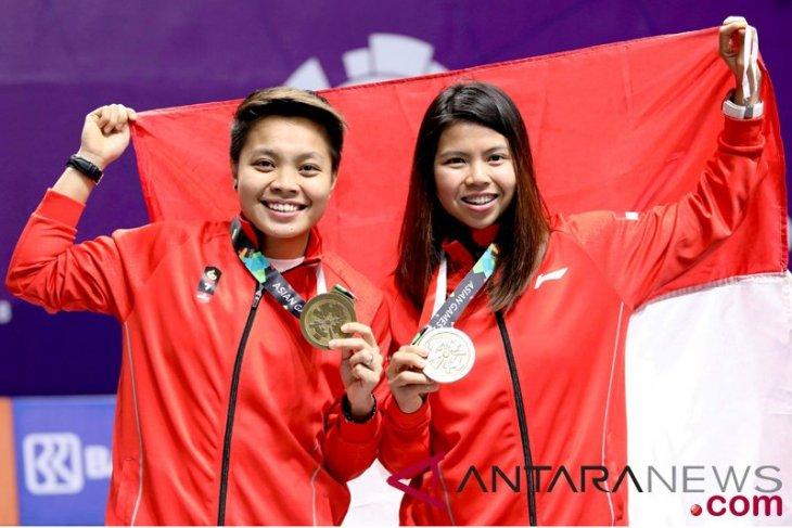 Bulu Tangkis Medali Perunggu Ganda Putri Indonesia