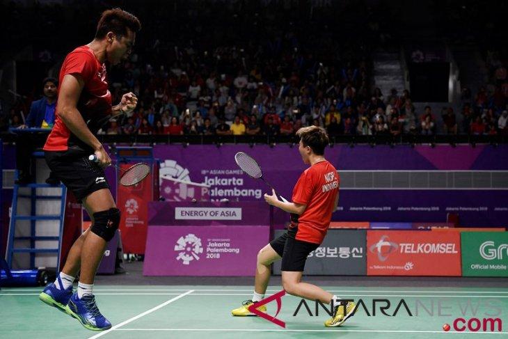 Bulutangkis Indonesia Vs Korea Selatan