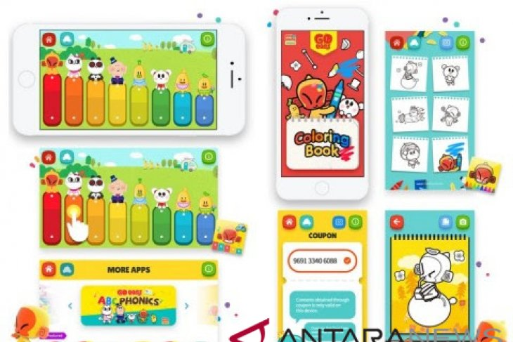COSCOI launches smart edutainment apps using its intellectual property 'Go East'