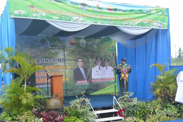 Fachrori berharap Hutan Kota Muarasabak dijadikan ekowisata